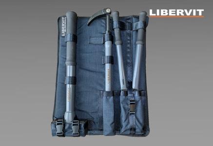 Zestaw narzędzi wyważeniowych EBP8 firmy LIBERVIT serii Blackline